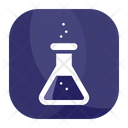Chemistry Education Science Icon