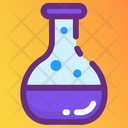 Chemistry Lab Lab Practical Chemical Testing Icon