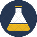 Chemical Flask Conical Flask Lab Flask Icon