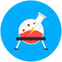 Chemistry Chemical Flask Erlenmeyer Flask Icon