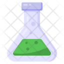 Chemical Flask Lab Apparatus Lab Tool Icon