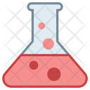 Chemical Flask Test Icon