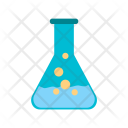 Chemical Flask Research Icon