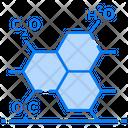 Chemical Formula Icon