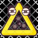 Chemical Hazard Hazard Sign Hazard Symbol Icon