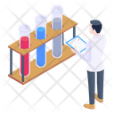 Chemical Lab Icon