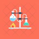 Chemistry Practicals Laboratory Icon