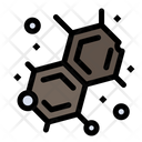 Chemical Molecules Icon