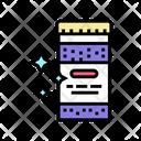 Chemical Powder Icon