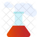 Chemical Procedure Chemical Beaker Lab Experiment Icon