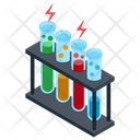 Chemical Reaction Icon