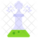Chemical Reaction Chemical Beaker Toxic Material Icon