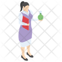Chemical Report Icon