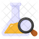Chemical Search Icon