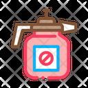 Chemical Spray Icon