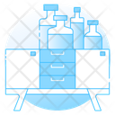 Chemical Storage Icon
