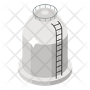Chemical Tank Icon