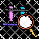 Lab Testing Chemical Testing Laboratory Test Icon