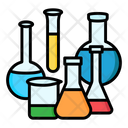 Chemical Science Tube Icon
