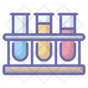Chemical Vials Icon
