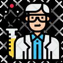 Ichemist Chemist Occupation Icon