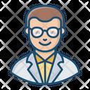 Pharmacist Chemist Pharmacologist Icon