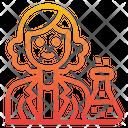 Chemist Avatar Occupation Icon