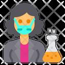 Chemist Scientist Occupation Icon