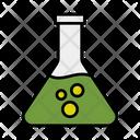 Chemist Chemistry Reaction Tube Icon