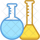 Chemistry Conical Flask Icon