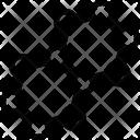 Chemistry Electron Hexagons Icon