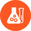 Chemistry Lab Research Icon