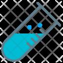 Chemistry Lab Tube Icon