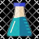 Chemistry Experiment Laboratory Icon