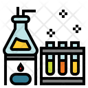 Science Chemistry Test Tube Icon