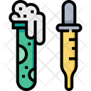 Chemistry Research Experiment Icon