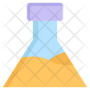Chemistry Laboratory Atom Icon