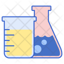 Chemistry Flask Chemical Icon