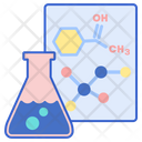 Chemistry Chemical Moleclue Icon