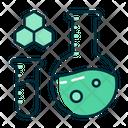 Chemistry Laboratory Science Icon