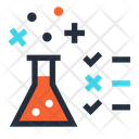 Chemistry Test Tube Chemical Moleclues Icon