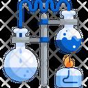 Chemistry Experiment Icon