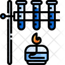 Experiment Test Tube Flask Icon