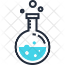 Chemistry Experiment Lab Icon