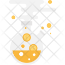 Chemistry Finance Laboratory Icon