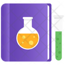 Chemistry Book Chemical Study Science Education Icon