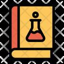 Book Chemistry Schoolbook Icon