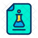 Document Chemistry File Icon