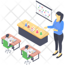 Chemistry Experiment Class Scientific Laboratory Chemistry Research Icon