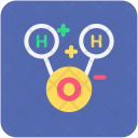 Chemistry Formula Science Icon